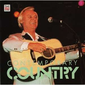 Time Life Contemporary Country Early 70s Pure Gold Johnny