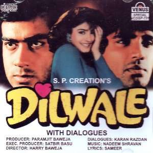 Dilwale (Hindi Music/ Bollywood Songs / Film Soundtrack
