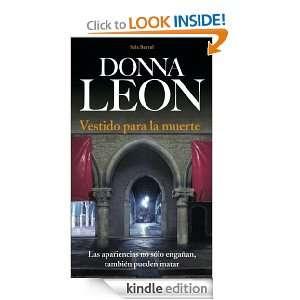 Vestido para la muerte (Spanish Edition): Donna Leon: