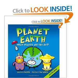 Basher: Planet Earth: What planet are you on? [Paperback