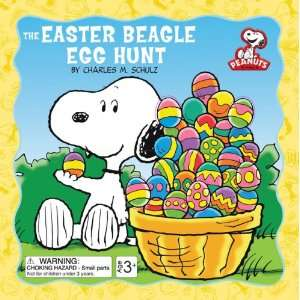 The Easter Beagle Egg Hunt (9780762435814): Charles M. Schulz: Books