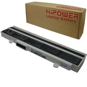 Hipower 6 Cell Laptop Battery For Asus EEE PC 1011PX, 1015B