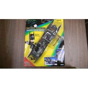 Batman Forever Batcave Power Center Playset By Kenner