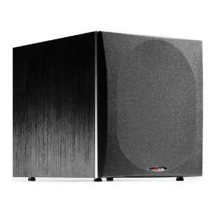 Polk Audio RM20 12 Inch Subwoofer (Single, Black