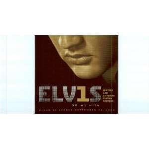 Elvis #1 [5 Track Rare Press Sampler] Elvis Presley