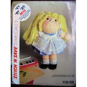 Stitch n Save 2012 Clothes for 16 Soft Sculptured Doll