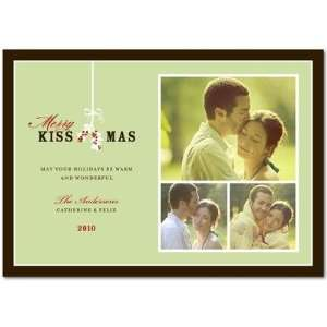 Holiday Cards   Merry Kissmas By Fine Moments: Health