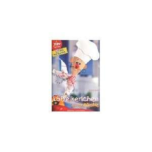 Löffelkerlchen aus der Küche. Bastelideen aus