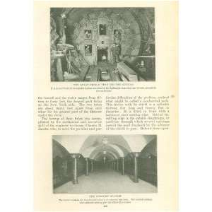1908 New York City Subway McAdoo Tunnel Hoboken Station