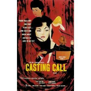 Casting Call Movie Poster (27 x 40 Inches   69cm x 102cm