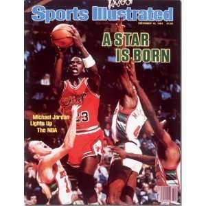 10, 1984, Michael Jordan, 1st Bulls Cover Various, Mark Mulvoy Books