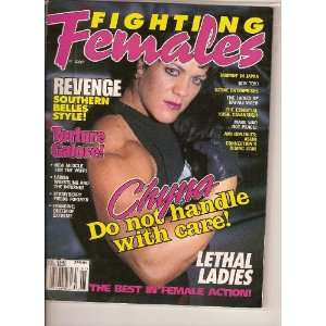 Fighting Females (Chyna, Extreme Women Wrestling magazine