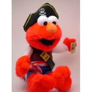 Sesame Street Elmo 18 Pirate Plush Toys & Games