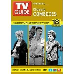 TVG CLASSICS   3 PACK CLASSIC COMEDIES (DVD MOVIE) Electronics