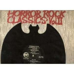 Horror Rock Classics vol.2 Die Cut Vinyl Album Everything