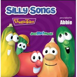 Silly Songs with VeggieTales Abbie Music