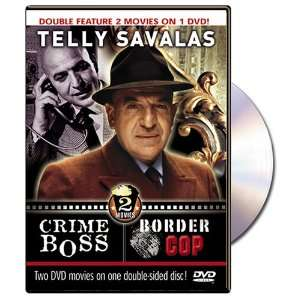 Crime Boss & Border Cop: Telly Savalas, Antonio Sabato