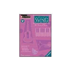Jazz Play Along Book & CD Vol. 32   Best of Swing Musical Instruments