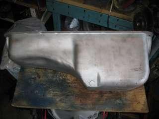 429 Ford CJ, SCJ, Police Interceptor oil pan