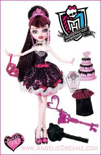 Monster High Sweet 1600 Collection Draculaura (PRE ORDER)