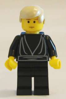 NEW* Lego Minifig Star Wars Jedi Luke Skywalker Yellow