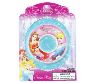 DISNEY PRINCESSES Ariel Swim Ring Tube Pool Floats Toy