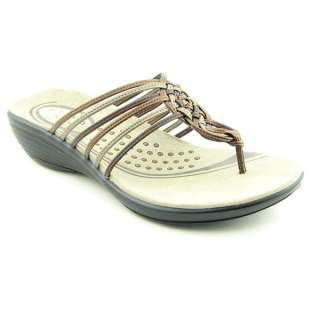 PRIVO BY CLARKS Pummelo Womens SZ 9.5 Brown Sandals Open Toe Shoes
