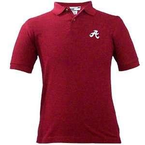 Antigua Alabama Crimson Tide Crimson Youth Original Polo