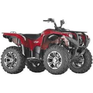 26x10R 14 BajaCross, Matte Black/Machined SS312, Tire/Wheel Kit 44306