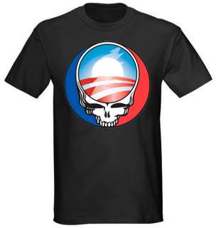 Obama Steal Your Face Grateful Dead T Shirts Deadheads