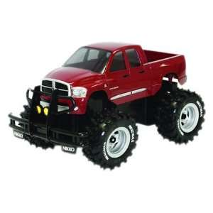 Nikko 1/18 RC Dodge Ram SRT10 Quad Cab Truck Toys & Games