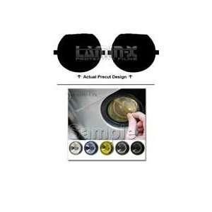 Toyota Camry (07 09) Fog Light Vinyl Film Covers by LAMIN