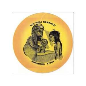 Mohammed and Aysha Jailbait Big Girl Jumbo Pin Everything