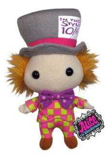 FUNKO ALICE IN WONDERLAND MAD HATTER PLUSH DOLL 1078