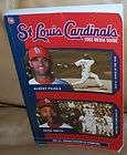 1972 St Louis Cardinals Media Guide MLB Baseball