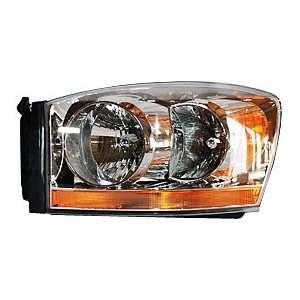 TYC 20 6748 00 Dodge Ram Driver Side Headlight Assembly