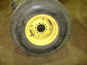 Goodyear 33 x 12.50   15 NOS Tire and Wheel