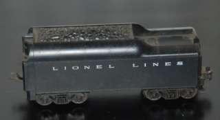 Lionel Train Set 1609 The Pacesetter w/ 246 Locomotive 3 Cars & Orig