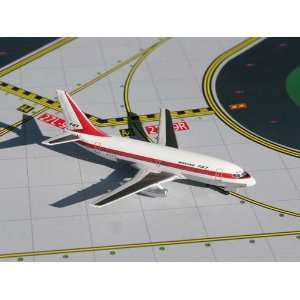 Aviation 400 Boeing House B737 200 Model Plane