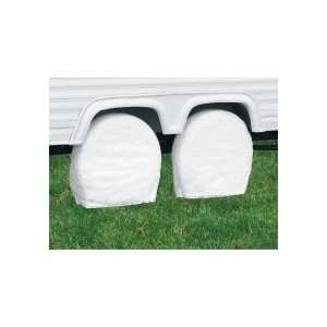 ACCESSORIES 76220   Classic Accessories Wheel Covers Snow White 76220