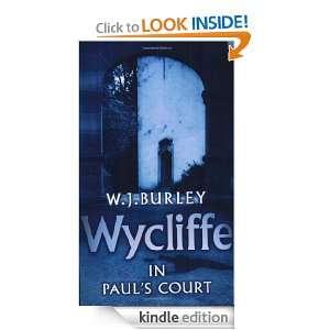 Wycliffe in Pauls Court (Wycliffe Series) W.J. Burley