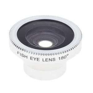 180 Degree Wide Angle FishEye Lens for Phones and cameras Detachable
