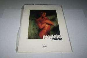 1996 MODELS CHICAGO SWIMSUIT CALENDAR