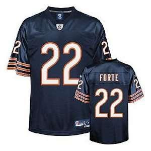 Chicago Bears Matt Forte Navy Premier Jersey: Sports