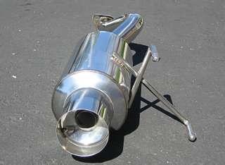 96 00 97 98 99 Honda Civic 3D Axle back Exhaust Muffler
