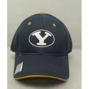 BYU COUGARS OFFICIAL NCAA LOGO ONE FIT YOUTH PERFORMANCE