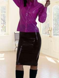 Latex Rubber Catsuit/Bodysuit/Unitard/business suit