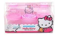 HELLO KITTY Baby Milk Powder case 5pcs/set