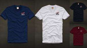 Mens Hollister Bay Street Tees Sizes S, M, L, XL  NWT Ship