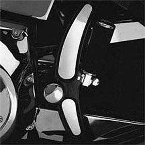 NEW* Chrome Frame Insert trim set for HARLEY DAVIDSON